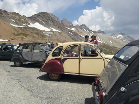 Du 6 au 7 juillet 2013 : Partie centrale de la Route des Grandes Alpes (73 & 05)