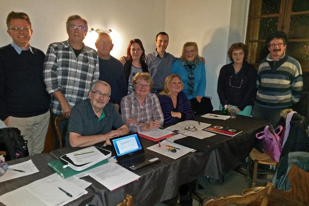 CA 2015-2017 du 2CV Club Dauphinois