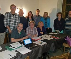 Le 2 CV Club Dauphinois a un nouveau Conseil d'Administration