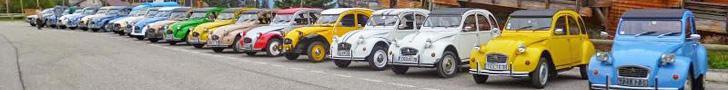 2 CV Club Dauphinois, pour tous les amoureux de la Citroën 2 CV