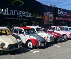 Expo des véhicules à ST-EGREVE