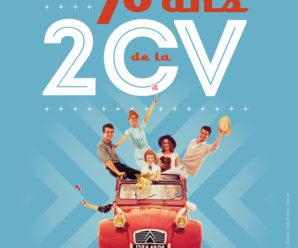 Réservé aux adhérents : Les 70 ans de la 2 CV à Jarrie