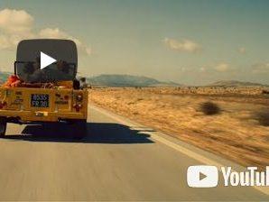 Nouvelle campagne vidéo publicitaire de Citroën