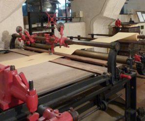 Réservé aux adhérents : 29 avril : visite de l'usine CANSON d'Annonay