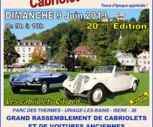 20e Uriage Cabriolet 'Classic'