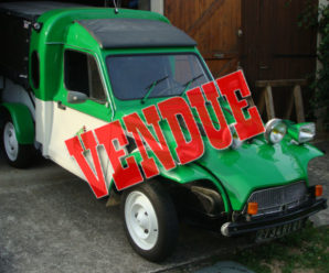 Acadiane pick-up – VENDUE