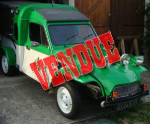 Acadiane pick-up – VENDUE