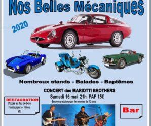 «Nos Belles Mécaniques» à Fort Barraux