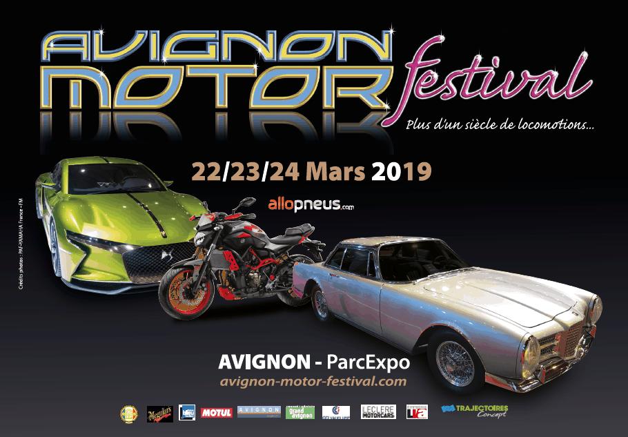 Avignon Motor Festival 2019