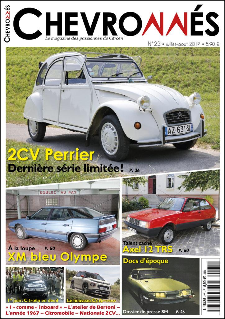 Chevronnés Magazine