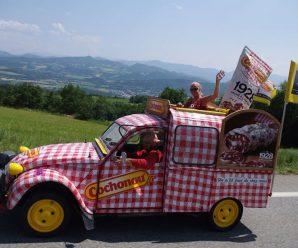 mardi 18 juillet : rendez-vous «Cochonou» sur le Tour de France 2017