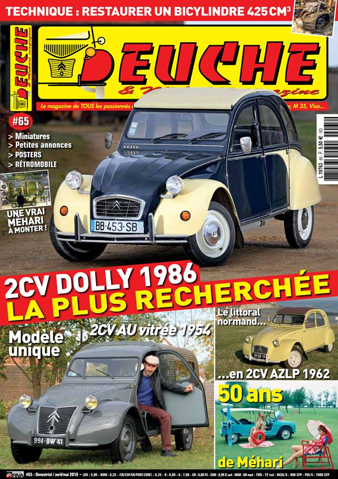 Deuche & Méhari Magazine