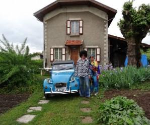 Protégé: Le Tour d'Europe de Florence et Dominique