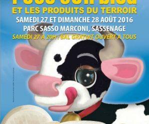 Fête du fromage et des produits du terroir 2016