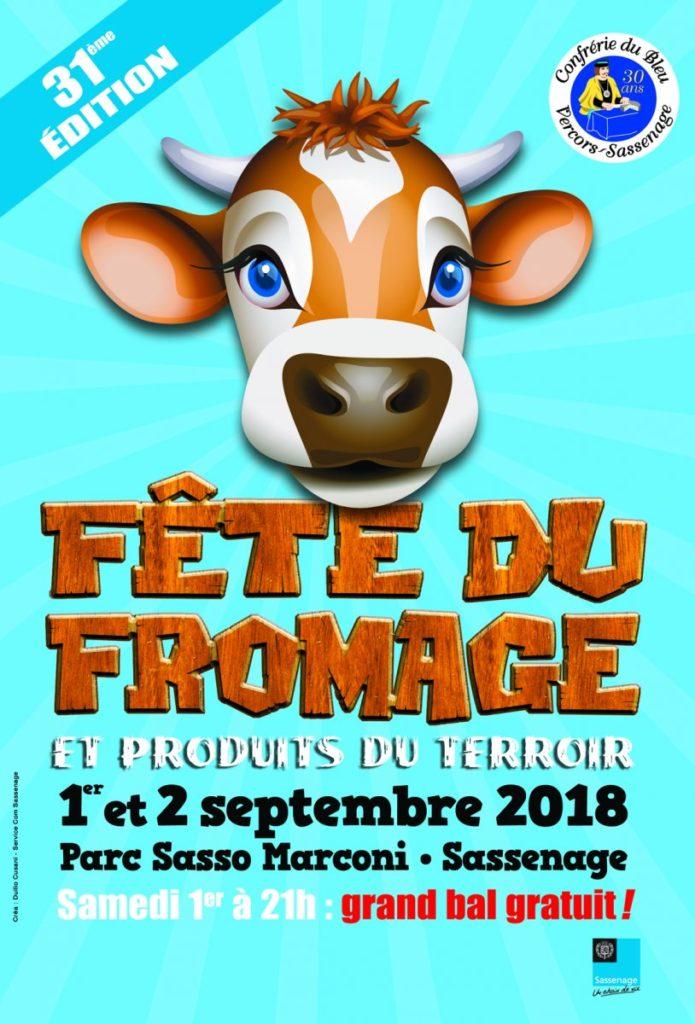 Fête du Fromage et Produits du Terroir 2018