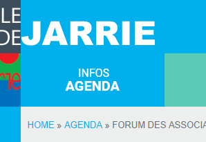 8 septembre, Forum des Associations de Jarrie Champ-sur-Drac