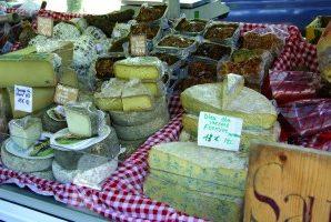 Fête du fromage et produits du terroir