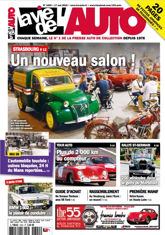 magazine La Vie de l'Auto