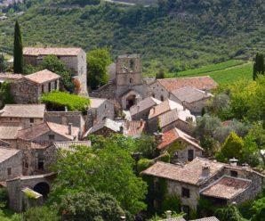Week-end en Ardèche en juin
