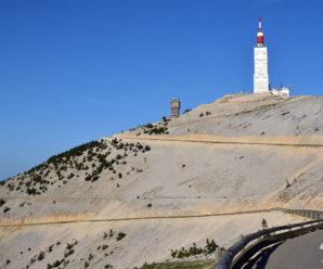 montée du Mont Ventoux