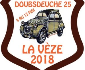 25e Rencontre Nationale des 2 CV Clubs de France