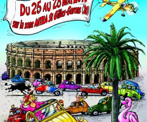 24ème Rencontre Nationale des 2CV Clubs de France